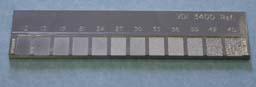 Sluttskala VDI 3400