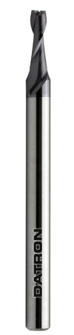 Stålfres - freseverktøy - VHM - DATRON