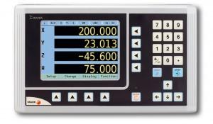 FAGOR Digitalavlesning 40i P for fresemaskin 2 akse 3 akse og 4 akse