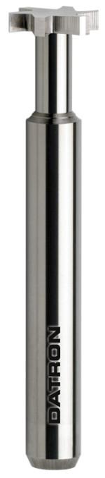 Fres - freseverktøy - T-spor fres - DATRON